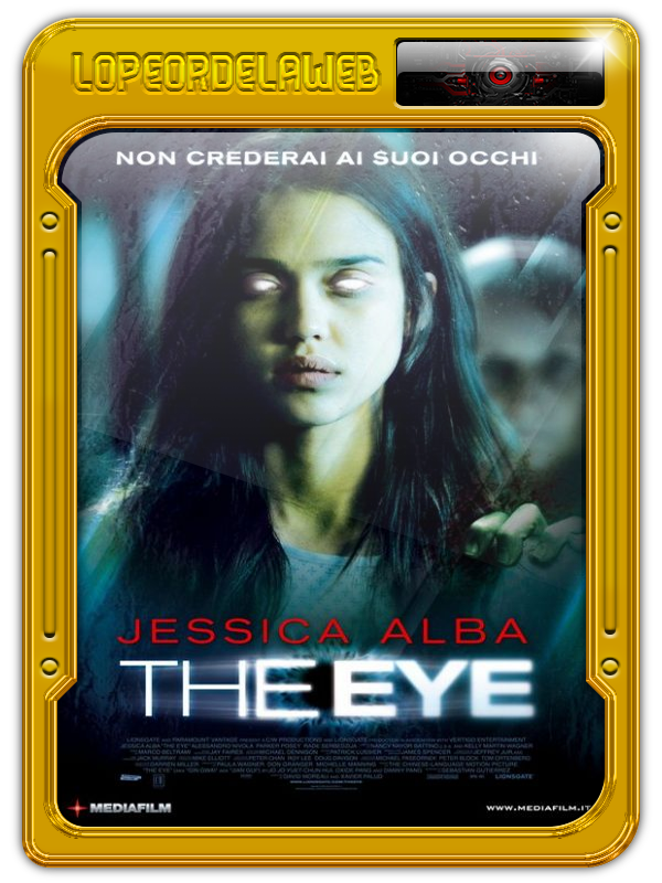 The Eye (El Ojo Del Mal) (2008) [BrRip-720p-Dual-Mega]