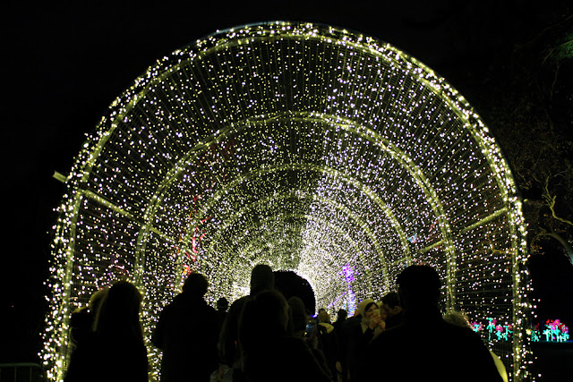 Christmas at Kew | festive events in London | lifestyle blog
