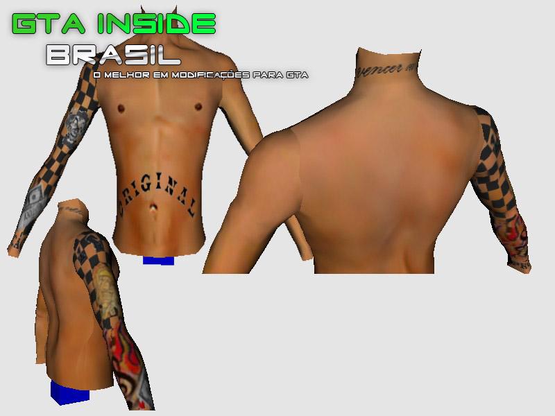 Tatuagem Do Mc Kauan