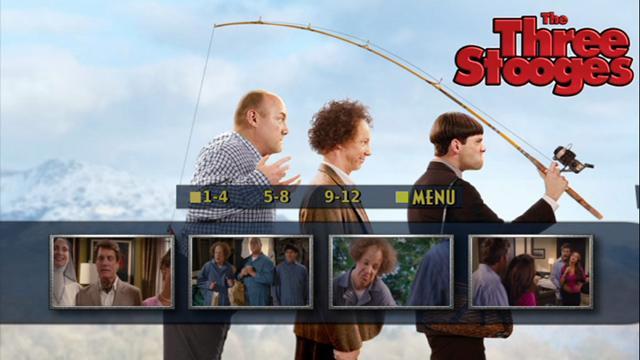 Los Tres Chiflados DVDR NTSC Full Español Latino Descargar 2012