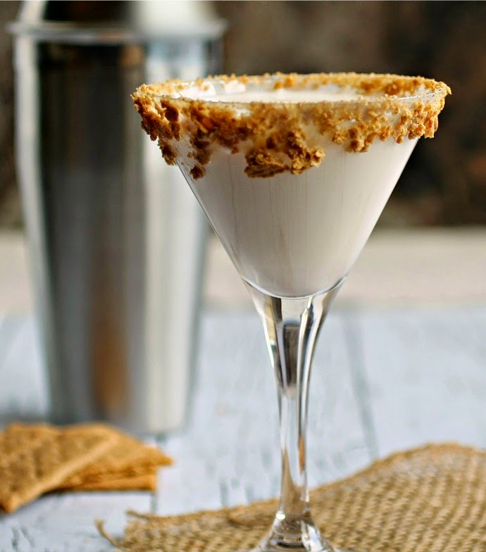 Cheesecake Martini