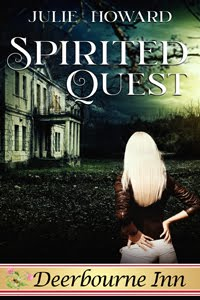 Spirited Quest by Julie Howard