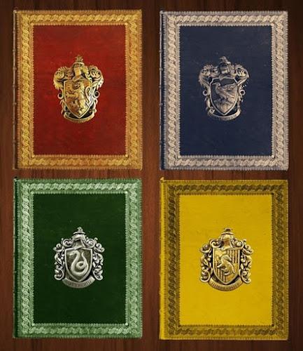 Inspiração: Paletas de Maquiagem Inspiradas em Harry Potter