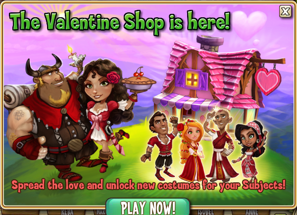 Valentine Shop