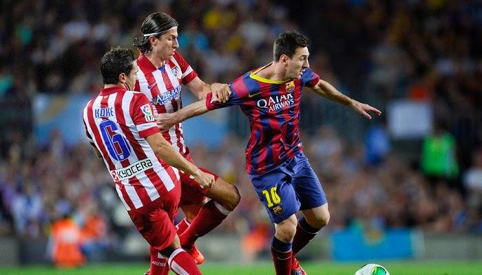 Barcelona vs Atletico Madrid en vivo