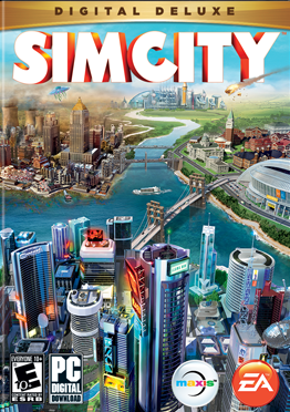 SimCity Digital Deluxe Edition Full Free Download PC Games