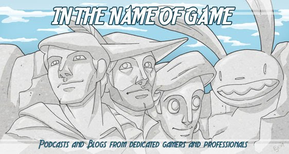 In the Name of Game - a Gaming Podcast