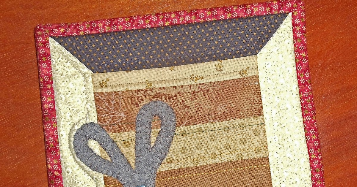Kim S Big Quilting Adventure Another Little Project