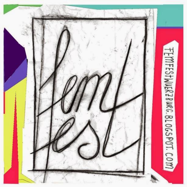 FemFest Sticker