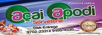 Sorveteria Apodi (84) 9702-2331/9495-4530