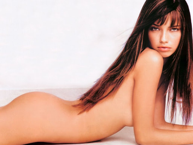 Adriana Lima nude butts