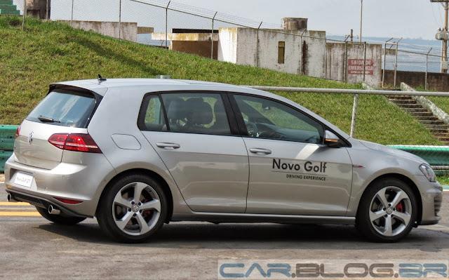 Novo Golf GTI 2014 - Prata Tungstênio