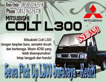 Sewa Pick Up L300 Surabaya - Kediri