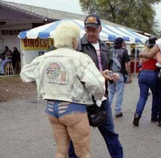 funniest picture: grandpa and sexy grandma