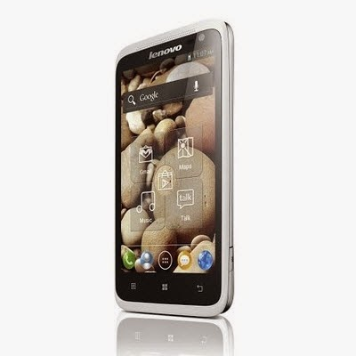 Snapdeal: Buy Lenovo IdeaPhone S720 Rs.6633 (Dual SIM, Android 4.0, 4.5 Inches, 8.0MP, 1MP, Cortex A9, Dual Core)