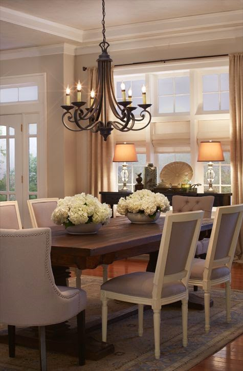 Designing Home: 5 Ways to add interest to a dining room
