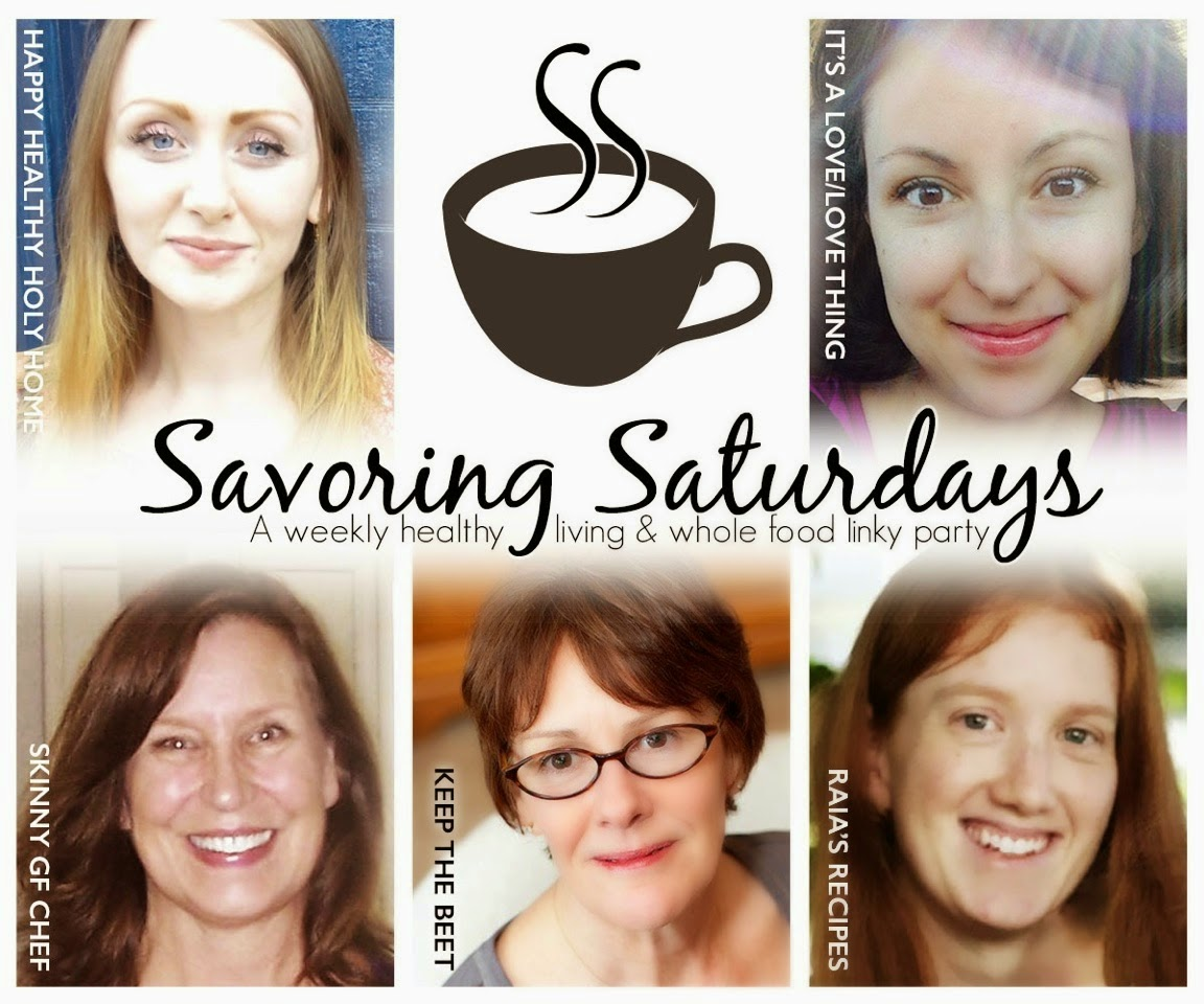 Savoring Saturdays Linky Party