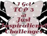 Just Inspirational Challenges Top 3
