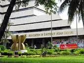 kantor sekretariat asean