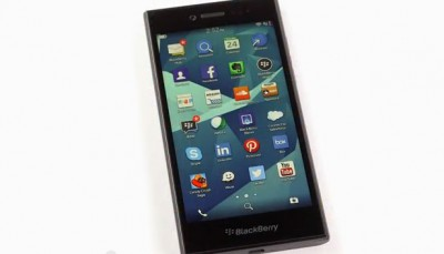 Video Hands-On BlackBerry Leap Kembali Nongol