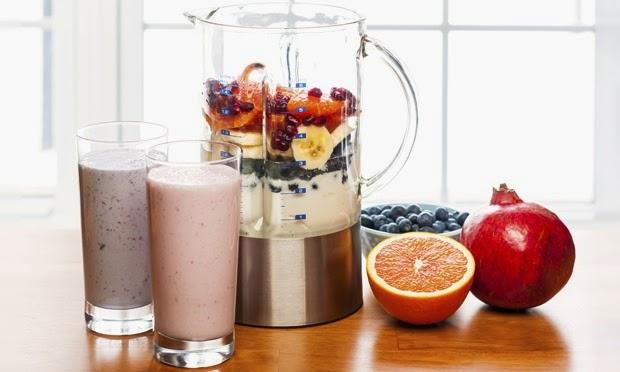 Cardápio de shake para emagrecer 2 kg em uma semana