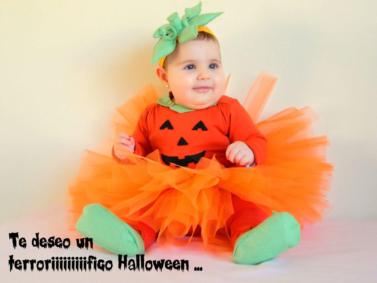 Disfraz Casero De Calabaza Para Halloween Amazing Disfraces De