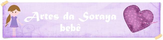 <center>Artes da Soraya - Bebê</center>