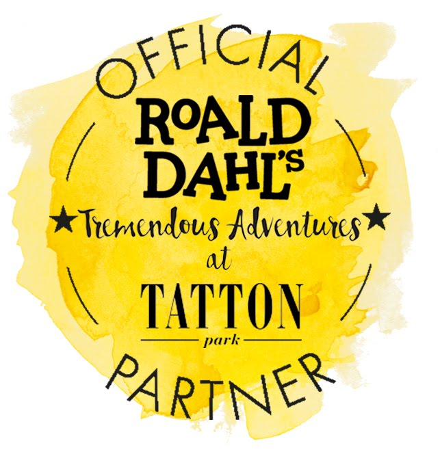 We are Roald Dahl & Tatton Park Ambassadors