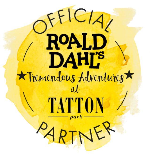 We are Roald Dahl & Tatton Park Ambassadors