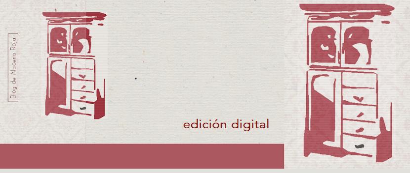 Alacena Roja        - Edición Digital -