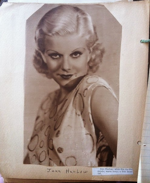 Jean Harlow 1930s actress