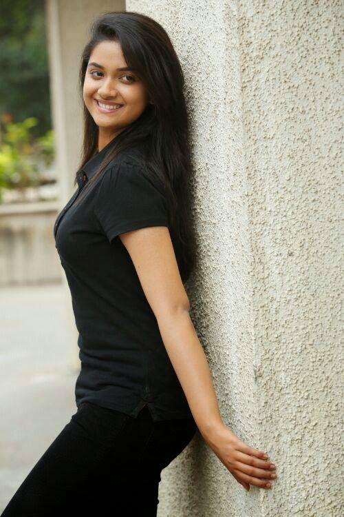 Keerthi Suresh Tamil Actress 2015 Cute Collections - Gethu Cinema
