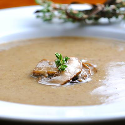 JULES FOOD Baby Bella, Shiitake Mushroom Soup (non dairy)