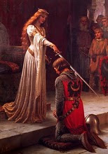 THE ACOLADE (EDMUND BLAIR LEIGHTON)