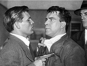 Neville Brand Edmond O'Brien D.O.A. 1950 movieloversreviews.blogspot.com