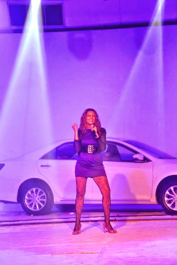 Toyota Camry Launch