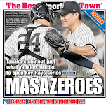 Tanaka's greatest back page ever?