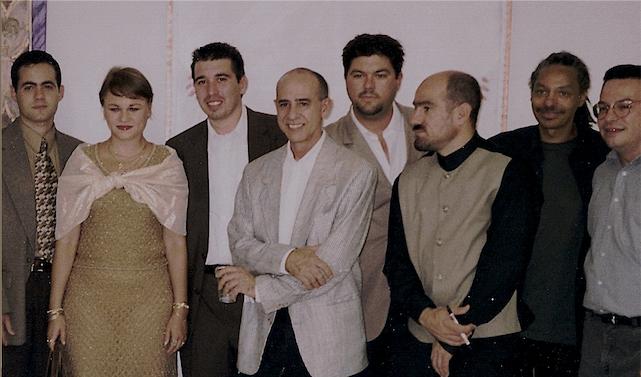 Los hijos de los dioses / 1999