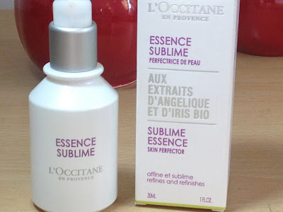 L'Occitane Sublime Essence Review
