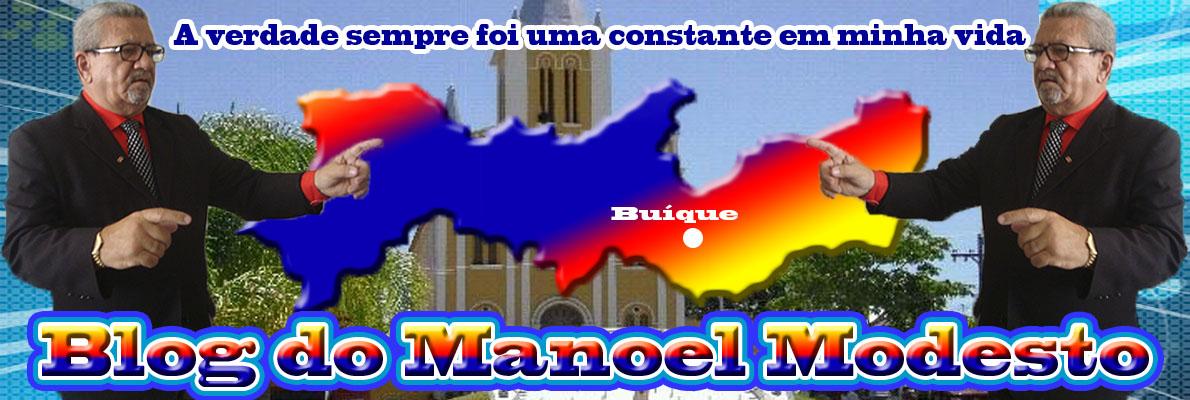 banner manoel modesto