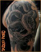 miércoles, 15 de diciembre de 2010 dragon chino tattoo