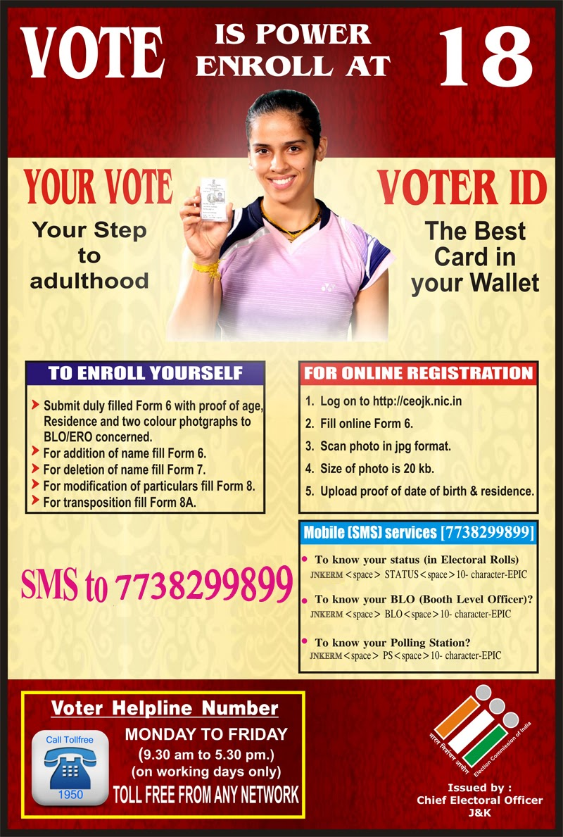 Voter Card Image Voter id Card