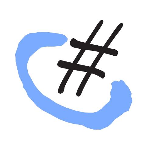 Bahasa C sharp (C#)