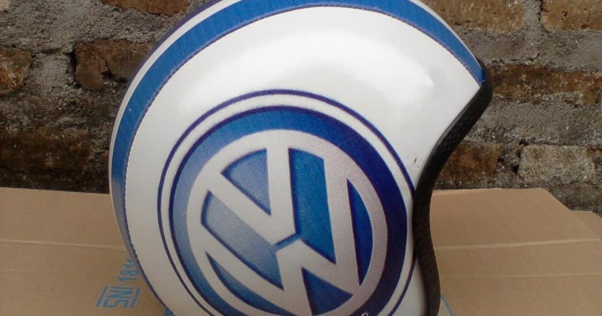 Helm Vespa Bogo VW Helm Vespa