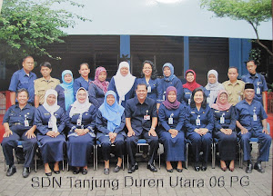 Para Guru dan Staf SDN TDU 06