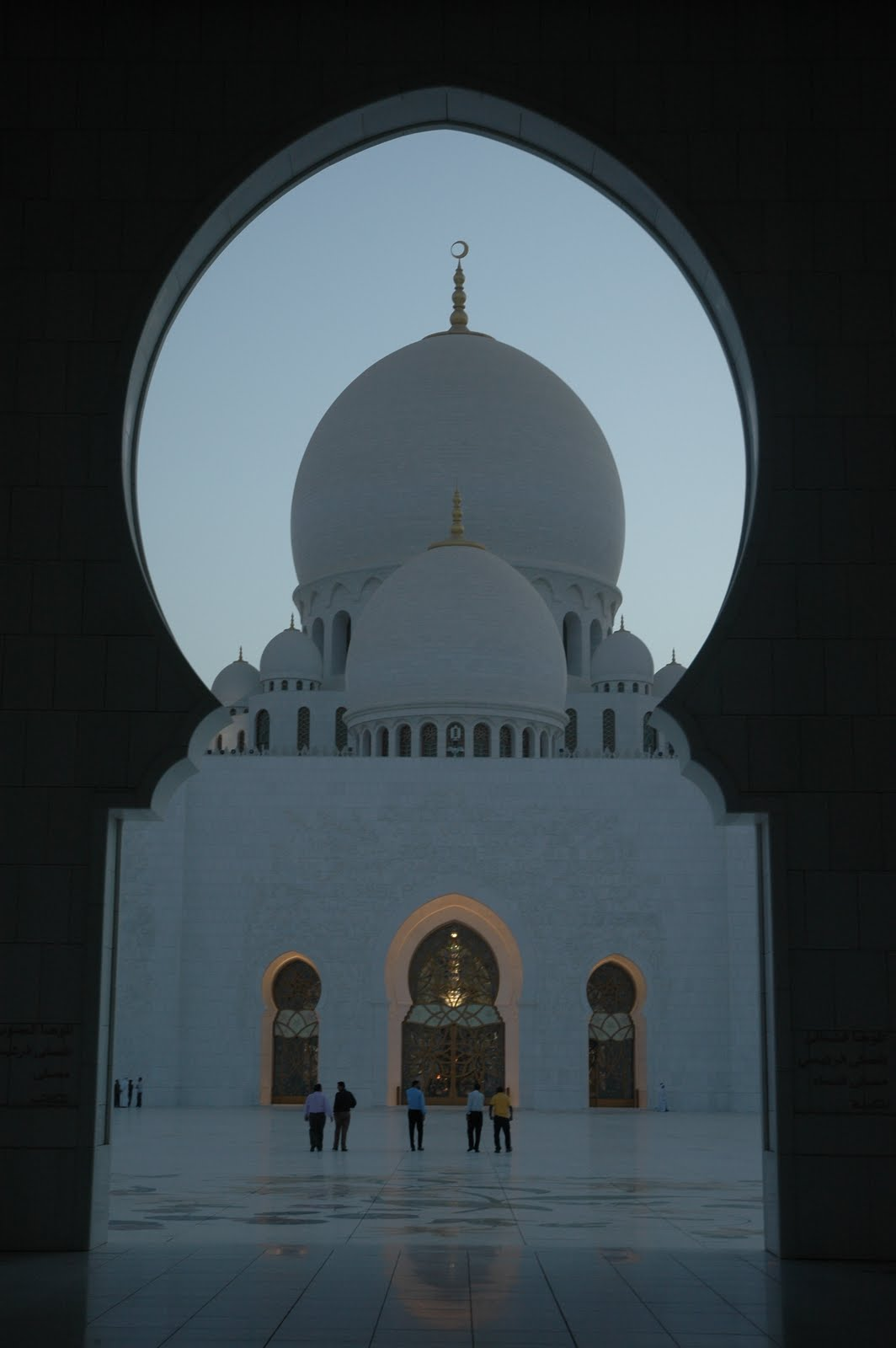 Indosiets The Sheikh Zayed Grand Mosque