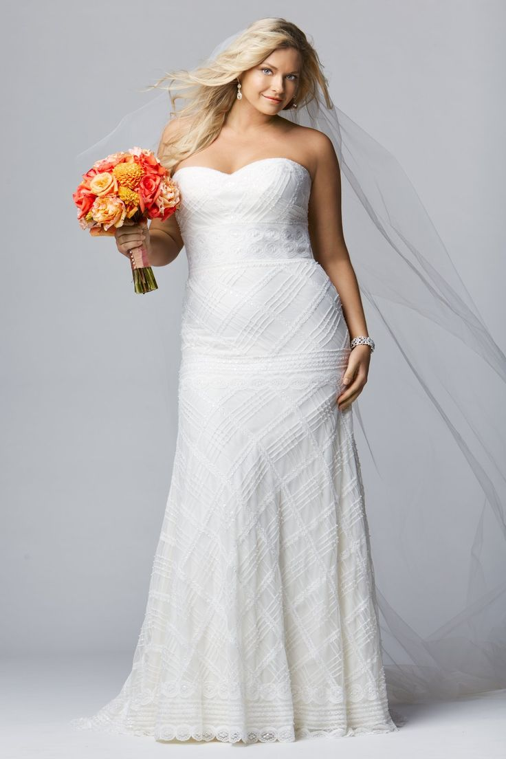 Wedding Dress Styles For Petite Curvy Brides
