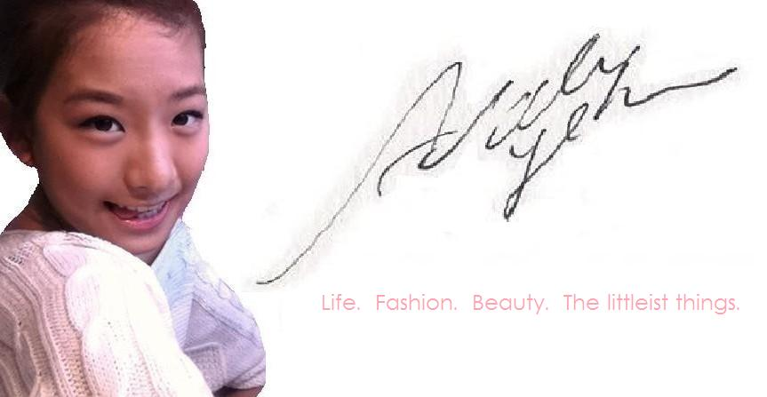 ADELINE.YEH  | Life, Fashion, Beauty and the littlest things♥
