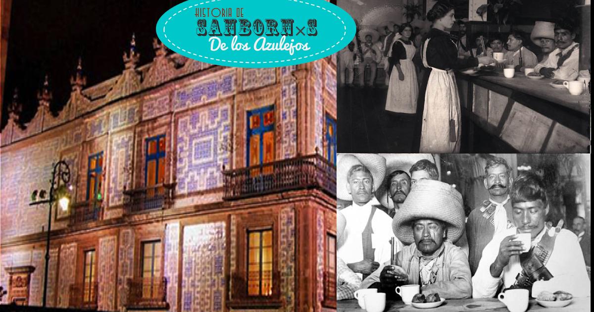 Ambiente mexicano el blog caminando por el centro for Casa de los azulejos sanborns df