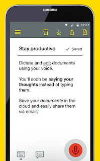 Nuance to launch cloud-based voice dictation app Dragon Anywhere on Android and iOS this fall